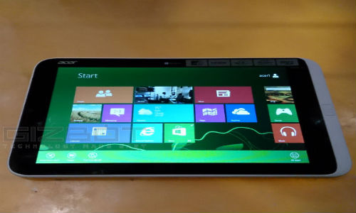 Acer Iconia W4-820: Windows 8.1 Tablet to be Announced Soon
