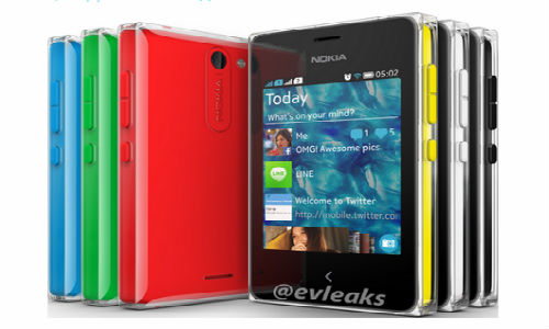 Nokia Asha 502 update : Official Press Shot Leaked Online
