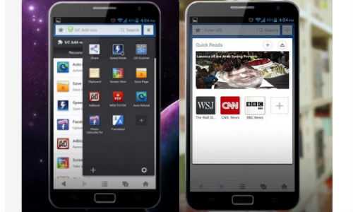 UC Browser for Android Tablets and Phones Get Updated