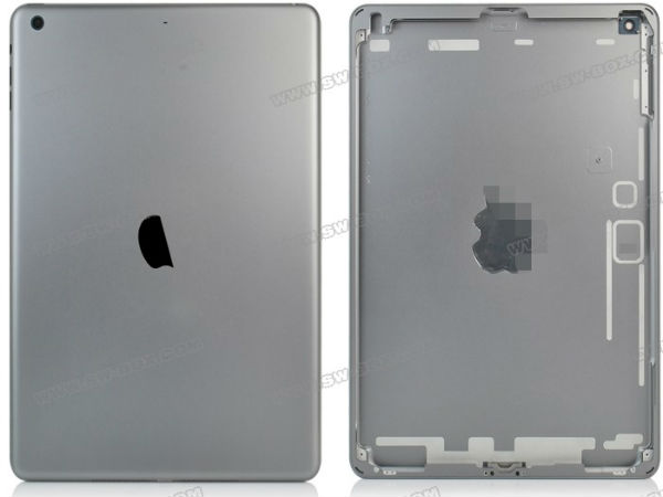 iPad 5 to arrive in Gold, Silver and Space Grey