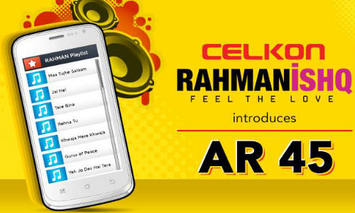 Celkon RahmanIshq AR45 Smartphone Launched At Rs. 7,999