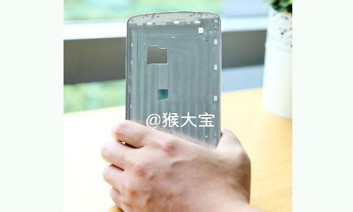 Oppo N1 Latest Image Leak Shows Aluminum Frame And 5.9 Inch Display