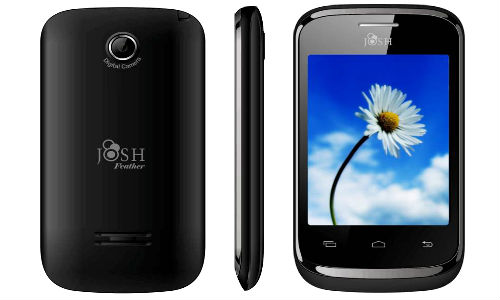 Josh Mobiles Launched Its latest Josh Feather at Rs 2,299