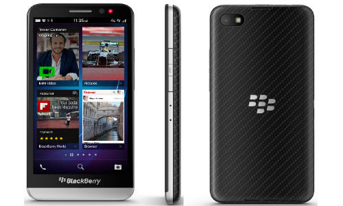 BlackBerry Z30 Gets Listed on FCC Revealing LTE Support