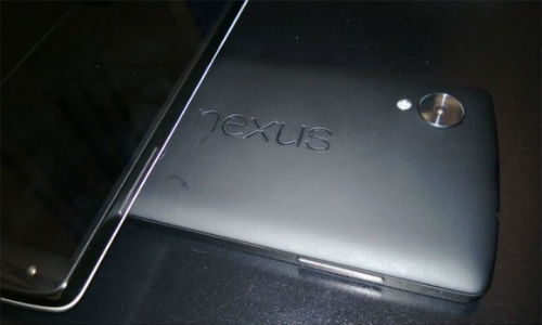 LG Nexus 5 Aesthetics Revealed in Latest Photo Leak