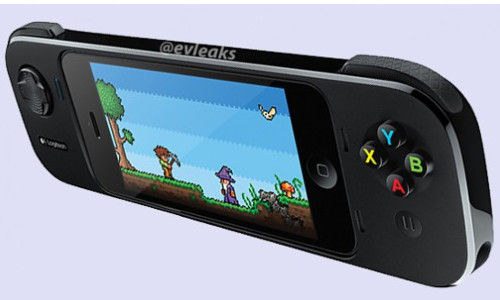 Logitech Gamepad Controler For Apple iPhones Gets Leaked