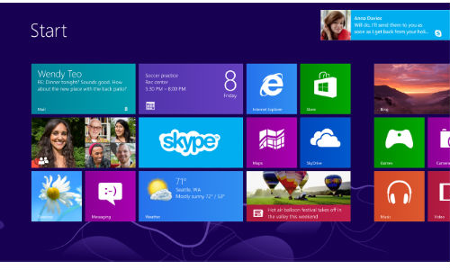 Windows 9 To Make Its Debut in Spring 2015