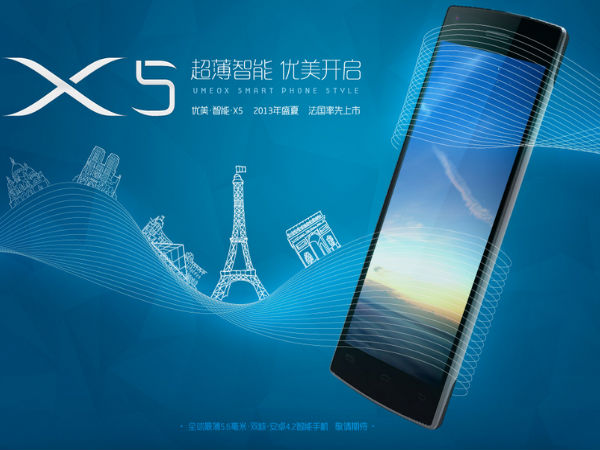 World's Thinnest Smartphone