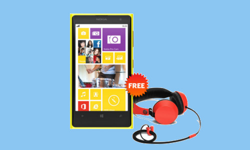 Nokia Lumia 1020 Official Price Out for India, Up For Pre Order Online