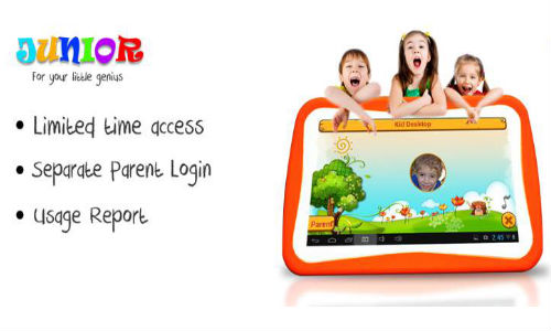 Swipe Junior: Android Tablet for Kids Launched At Rs 5,990
