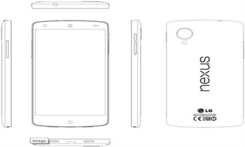 LG Nexus 5: 4.95 Inch FHD, Qualcomm Snapdragon 800and 8 MP OIS Camera