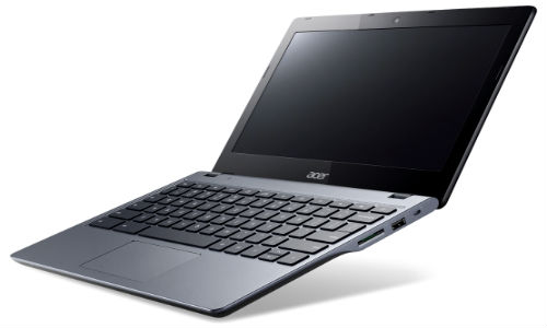 Acer C720 and HP Chromebook 14: Google Chromebooks Launched in India