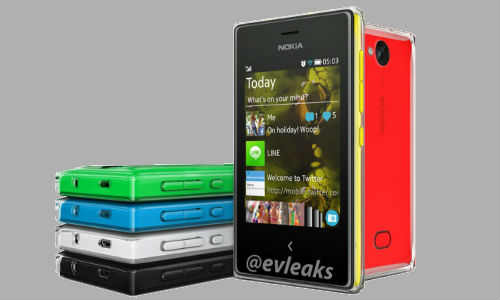 Nokia Asha 503 Latest Image Leak Reveals Single SIM and LED Flash