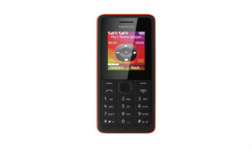 Nokia 107 and 108: Dual SIM Feature Phones Now Available in India