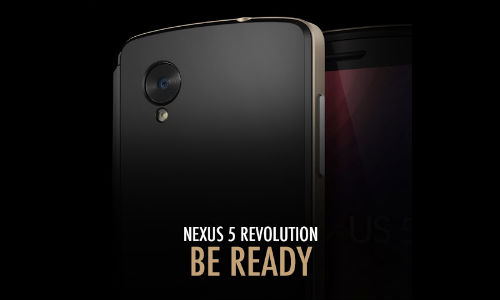 Google Nexus 5 Update: Photo Leaked by Phone Case Maker SPIGEN
