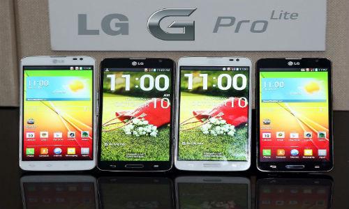 LG G Pro Lite: 5.5 Inch Mid Range Phablet Goes Official