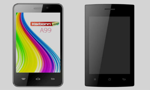 Karbonn A16 and A99: Affordable Dual Core Smartphones Now Available