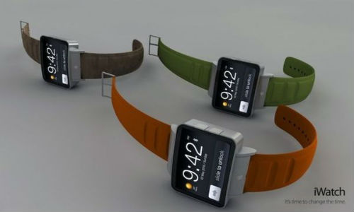 Apple's iWatch Might Be A Home Automation Device