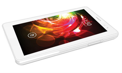 Lava E-Tab Ivory: 7 Inch, Dual SIM 3G Voice Calling Tablet Launched