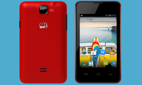 Micromax Bolt A58 Coming Soon Featuring Android 4.2 and 3G Support
