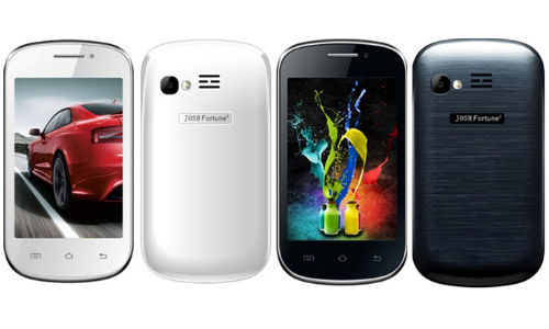 Josh Mobiles Launches Fortune Square Android Smartphone at Rs 2,999