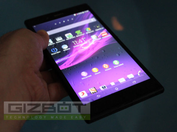 Sony Xperia Z Ultra Hands on Review
