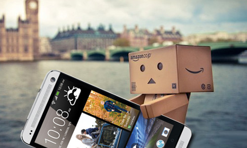 Amazon Teams Up With HTC To Make A Range Of Smartphones: Report