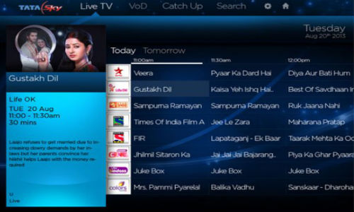 Tata Sky Announces 'Everywhere TV' App for Android and iOS Devices