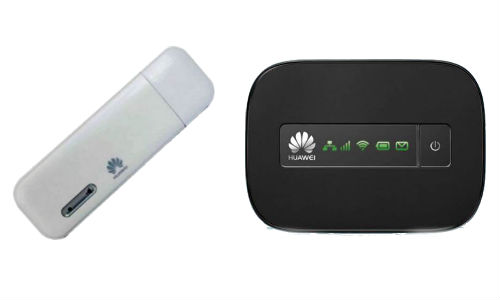 Huawei Launches E5151 Mi-Fi and E8131 Wi-Fi Devices in India