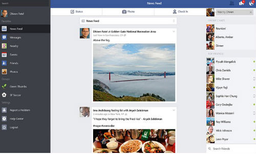 Updated Facebook App Officially Released For Windows 8.1