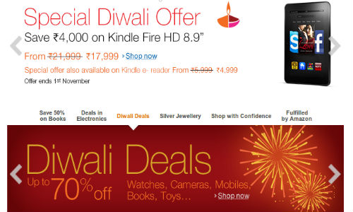 Kindle Fire HD 8.9 Inch Tablet And Kindle e-Reader Price Cut