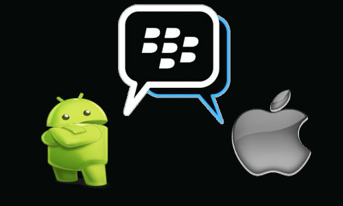 BlackBerry Officially Rolls Out BBM for Android and iPhone