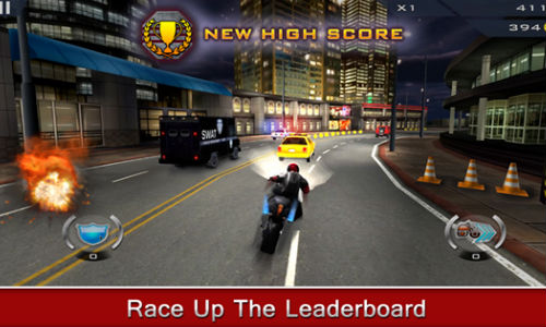 Dhoom 3 Bike Racing Game App Launched For Windows Phone 8 Devices