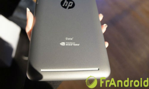 HP Slate 7 Plus with 7 Inch HD Display and Tegra 3 Processor Leaked