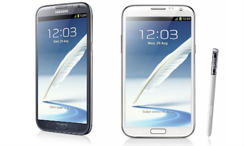 Android 4.3 Update For International Samsung Galaxy Note 2 Leaked