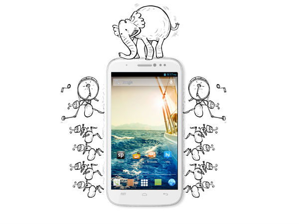 Micromax Canvas Doodle 2 A240: