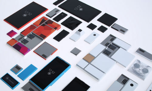 Motorola Announces Project Ara: Modular Smartphone In Making
