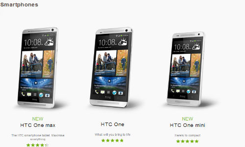 Exclusive: HTC One Max To Release in India Early November 2013
