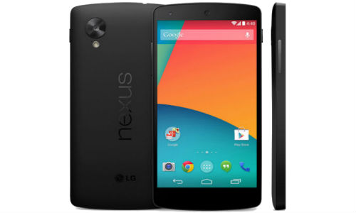Nexus 5 Image Leaks Again Showing Side Profile of the Handset