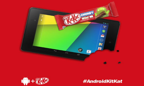 Android 4.4 KitKat Optimised for Low end Smartphones