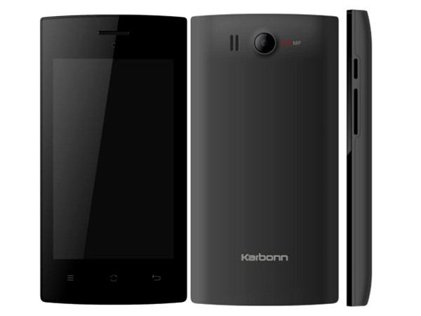 Karbonn A16 specifications
