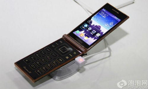 Samsung SM-W2014:  High-end Flip phone launched with Snapdragon 800