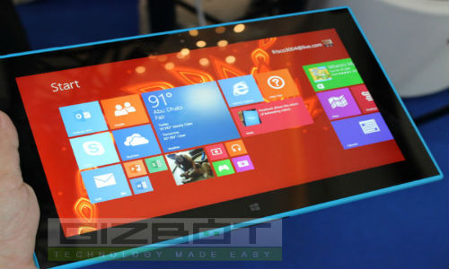 Nokia's 8 Inch Windows RT 8.1 Tablet Rumored To Announce Soon