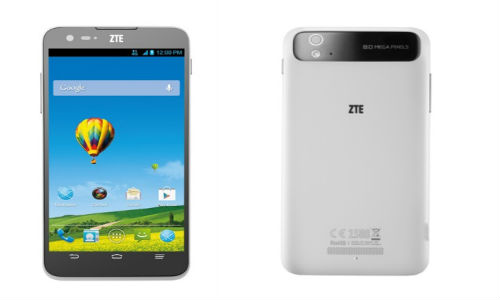 ZTE Grand S Flex: 5 Inch HD Mid Range Android Smartphone Launched