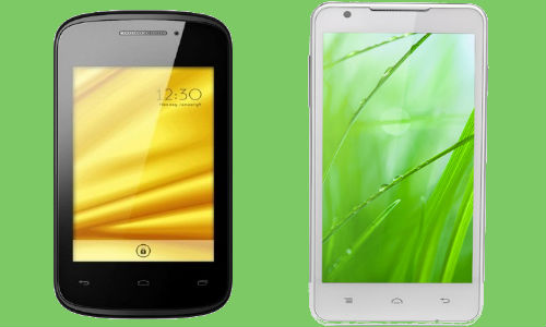 Lava Iris 503 and Iris 352e Smartphones Now Available in India
