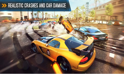 Asphalt 8: Airborne Racing Game Goes Free For Android