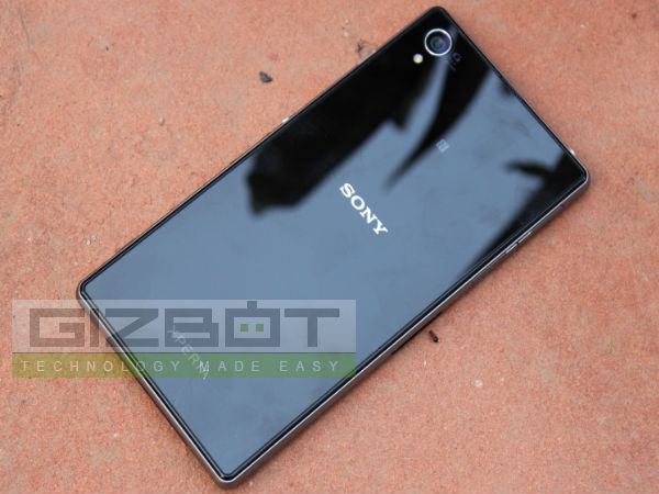 Sony Xperia Z1 Hands On Review: Powerful processor comes at best price