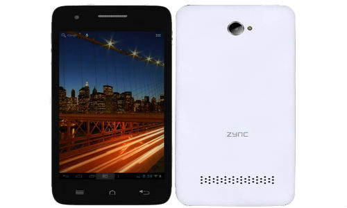 Zync Cloud Z401 Smartphone Launched At Rs 4,499