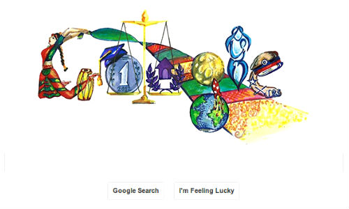 Google Celebrates Children's Day with Doodle Sketched by Pune Girl