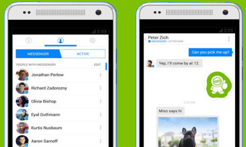Facebook Messenger App for iOS And Android Gets Updated